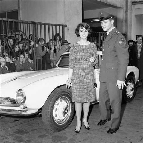 BMW507Elvis Presley