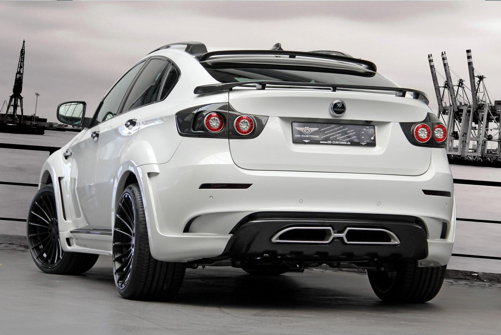 Prenovljen BMW X6M dobi brutalno preobrazbo | BMWBLOG