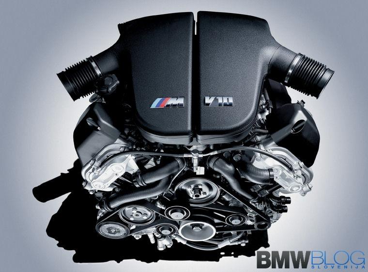 BMW V10 M5 - E60