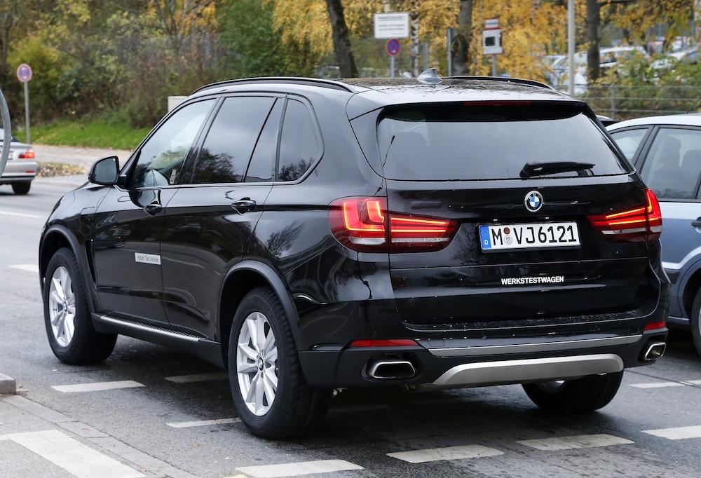 BMW X5 Plugin eDrive 5