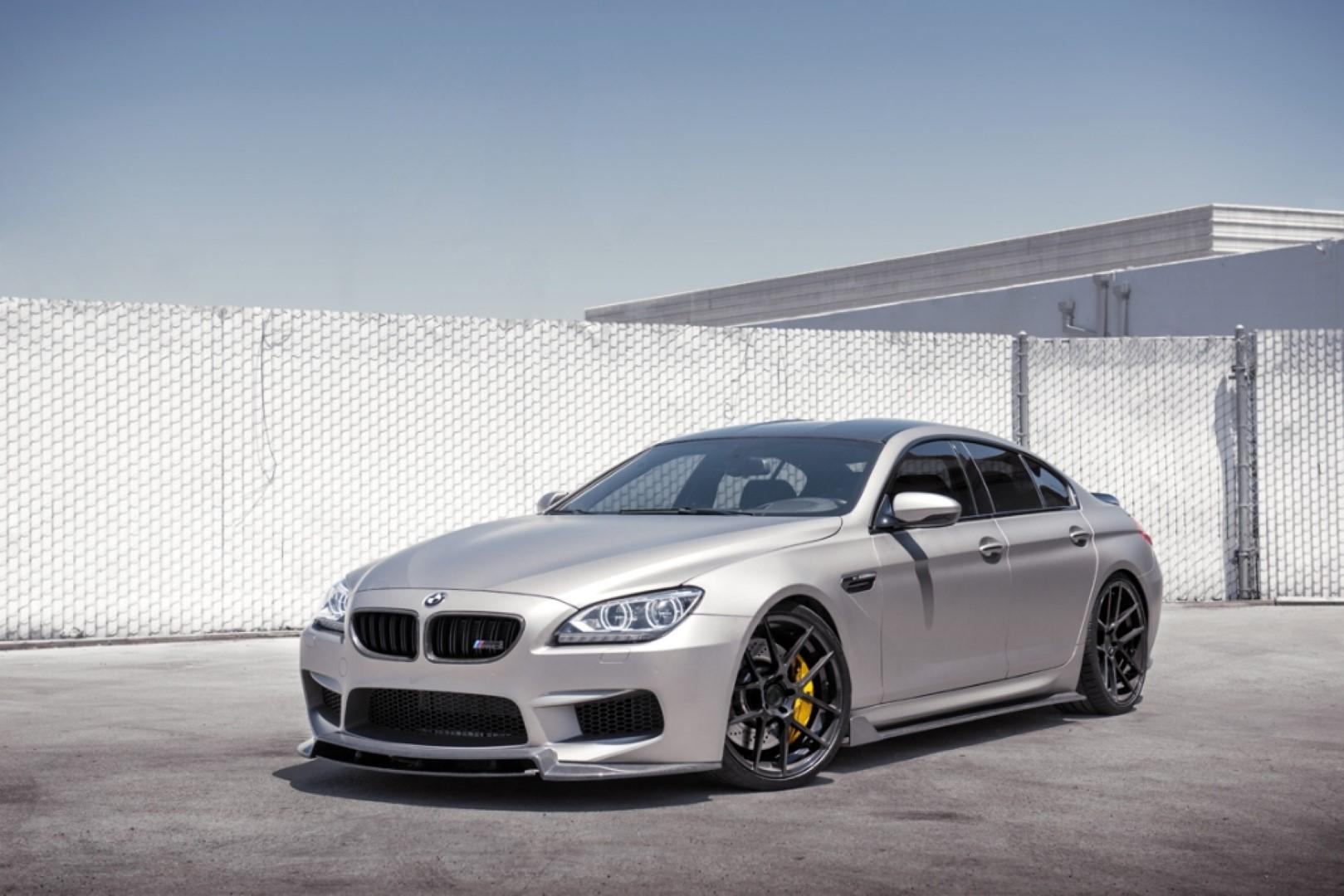 Bmw M6 Gran Coupe >> BMWBLOG gallery