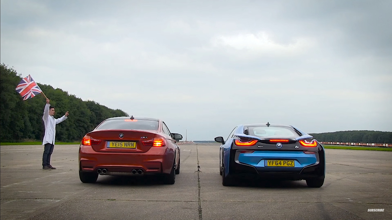 Top Gear Za Volanom Bmw I8 In M4bmwblog Bmwblog