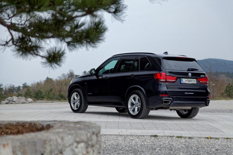 BMW TEST - BMW X5 xDrive30d - zunanjost (6)