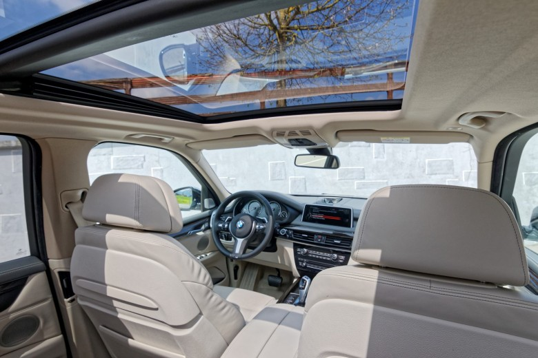 BMWBLOG - BMW X5 xDrive40e - BMW TEST - notranjost (19)