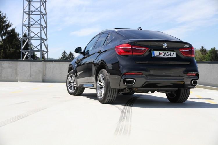 BMWBLOG - BMW TEST - BMW X6 xDrive40d - zunanjost (36)