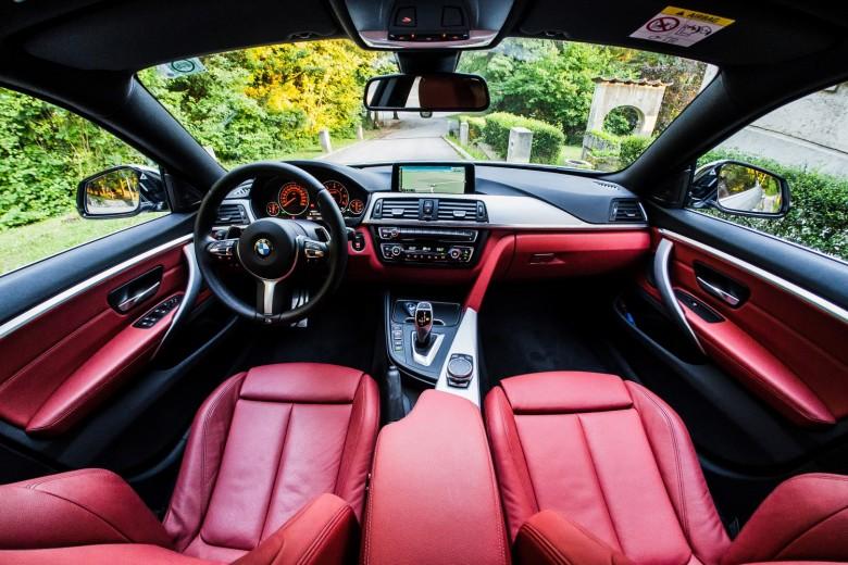 BMWBLOG - BMW TEST - BMW 425d Gran Coupe - notranjost (9)