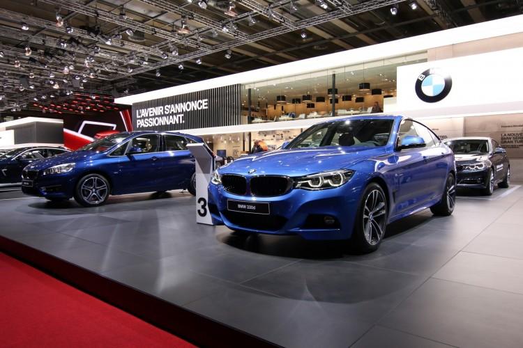 BMWBLOG - Paris Motor Show 2016 - BMW (1)