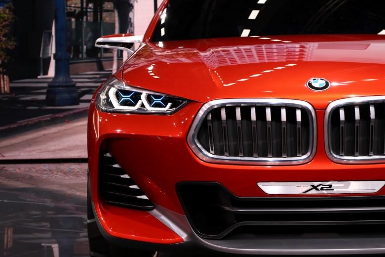 BMWBLOG - Paris Motor Show 2016 - BMW X2 Concept (32)