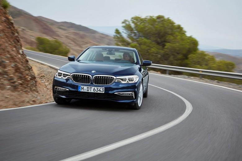 2017 BMW 5 series G30 - Luxury line (9)