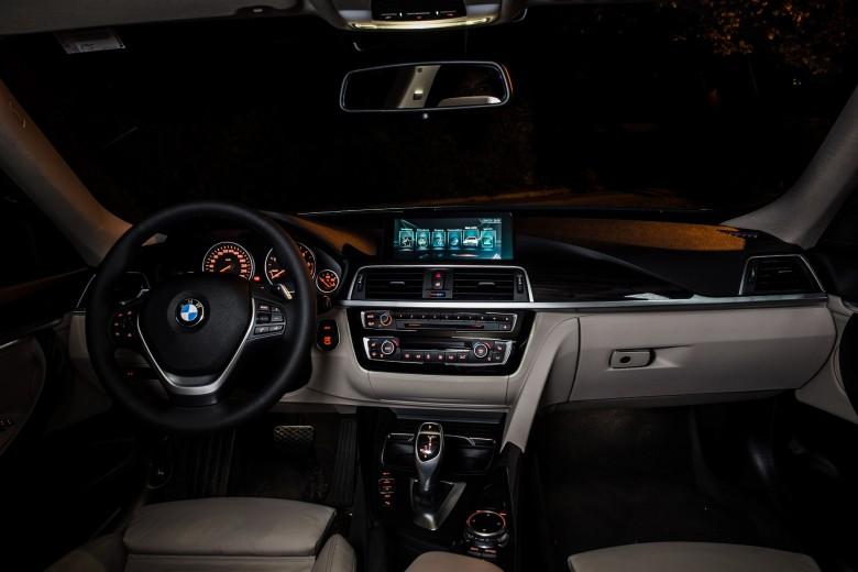 BMWBLOG - BMW TEST - BMW 320d GT - Gran Turismo FL - notranjost (7)