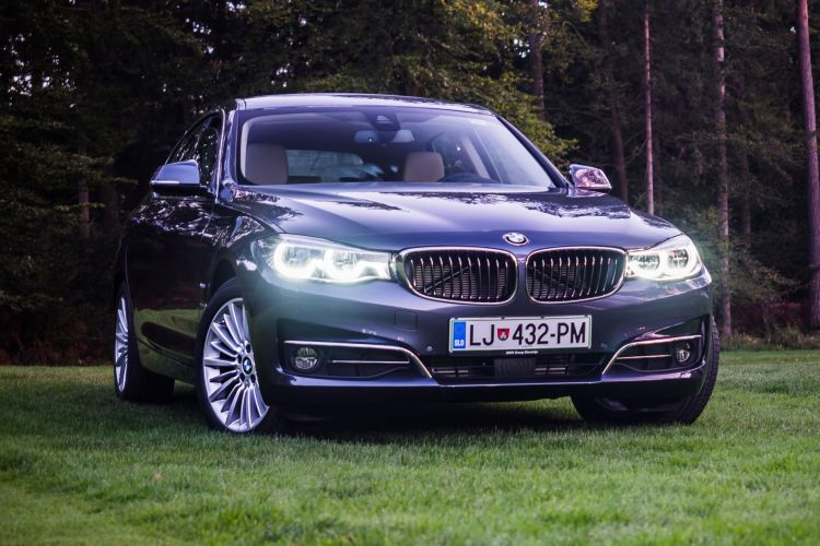 BMWBLOG - BMW TEST - BMW 320d GT - Gran Turismo FL - zunanjost  (9)