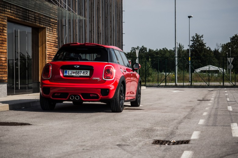 BMWBLOG - BMW TEST - MINI Cooper SD - JCW - zunanjost (1)