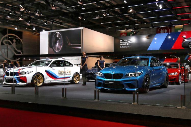 BMWBLOG - Paris Motor Show 2016 - BMW M (10)