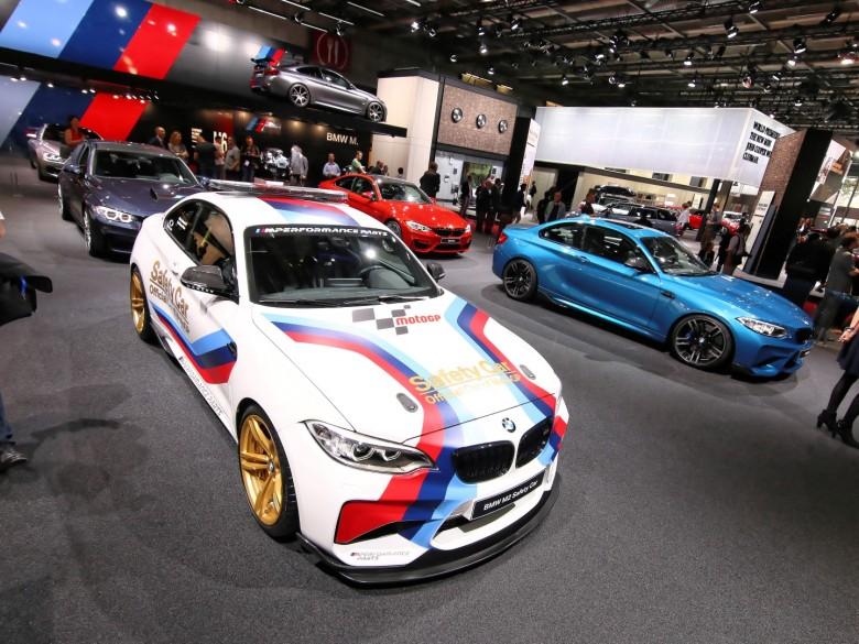 BMWBLOG - Paris Motor Show 2016 - BMW M (50)