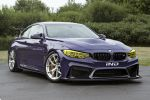Utraviolet BMW M4 With Aftermarket Goodies By IND 6