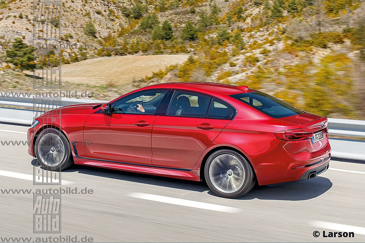 Bmw 5 Series 2016 >> Takšna naj bi bila nova BMW serija 3 G20!BMWBLOG | BMWBLOG