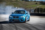 BMW-M2-Coupe-front-three-quarter-in-motion-20