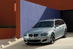 BMW M5 Touring front view