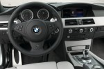BMW M5 Touring interior