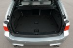 BMW M5 Touring space boot