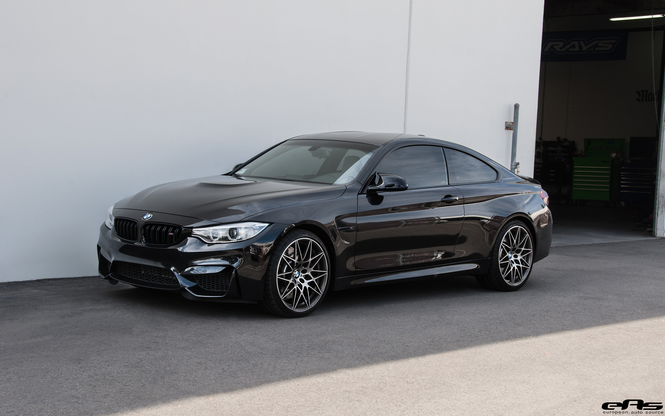 Black Sapphire Metallic Competition Package Bmw M4 Bmwblog