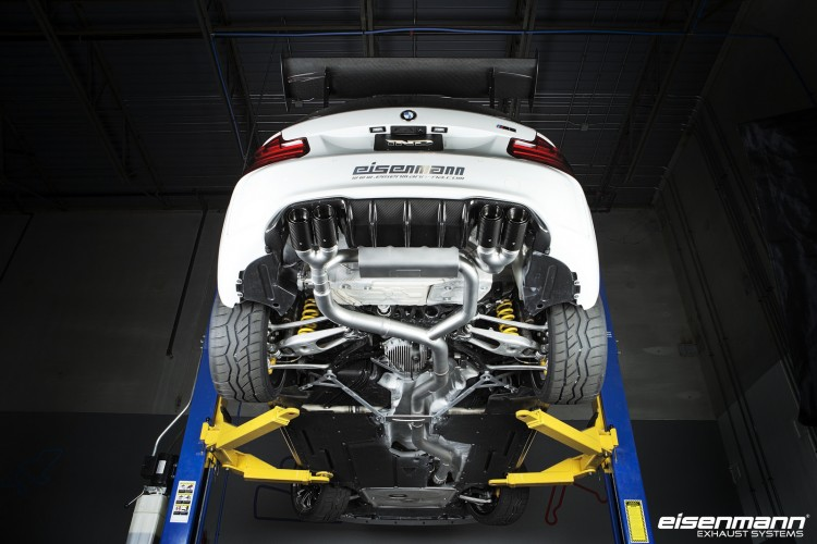 Eisenmann F87 M2 Performance Exhaust System 1