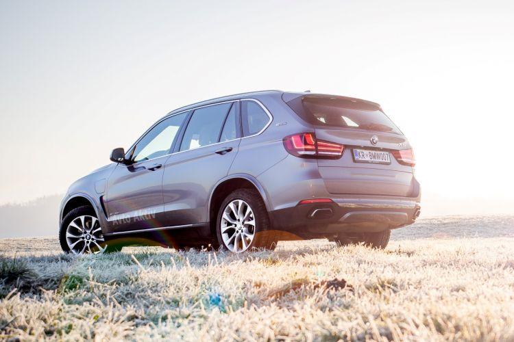 BMWBLOG - Avto Aktiv - BMW X5 40e - iPerformance - zunanjost (4)