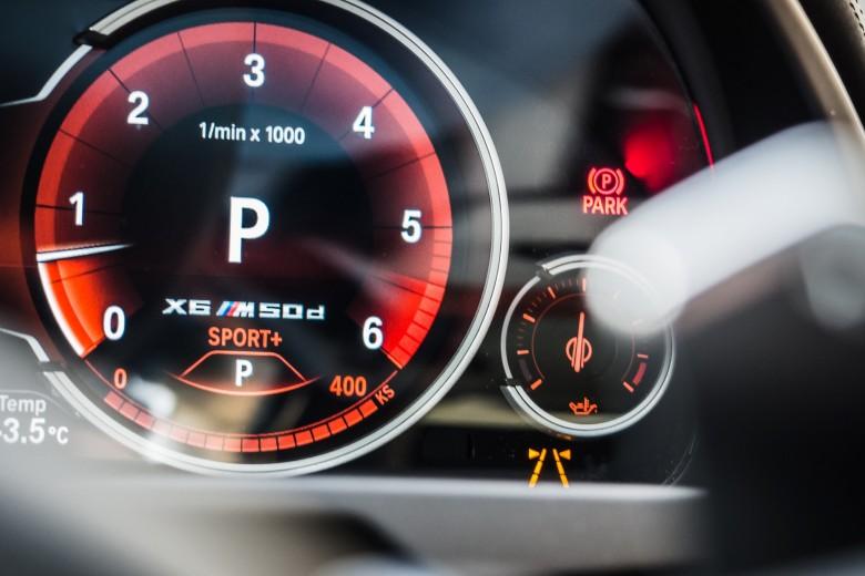 BMWBLOG - BMW TEST - BMW X6 M50d - notranjost (20)