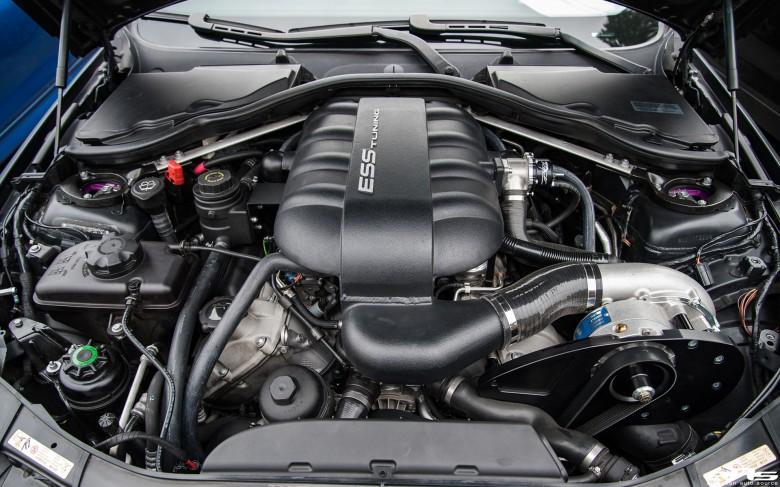 Matte Black Beast Of A BMW M3 By European Auto Source 9