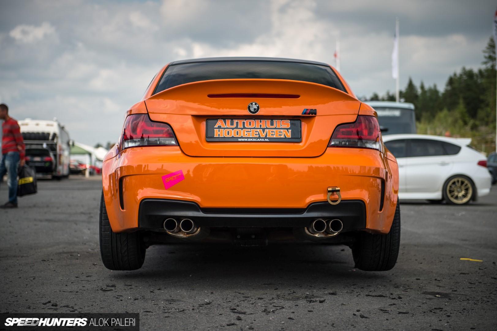Uničevalec gum: BMW 1M s 5,0-litrskim V10 iz E60 M5 ...