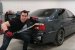 BMW M5 E39 - knife (6)