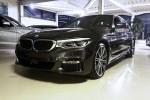 BMWBLOG - BMW 5 series G30 - 530d - M sport package - BMW Avto AKTIV - spotted (1)