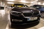 BMWBLOG - Spotted - BMW 5 series G30 - 540i - Slovenia (11)