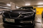BMWBLOG - Spotted - BMW 5 series G30 - 540i - Slovenia (12)