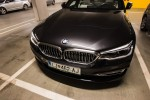 BMWBLOG - Spotted - BMW 5 series G30 - 540i - Slovenia (15)