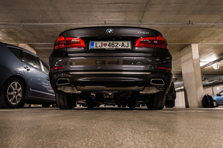 BMWBLOG - Spotted - BMW 5 series G30 - 540i - Slovenia (6)