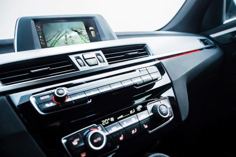 BMWBLOG - BMW TEST - BMW X1 xDrive18d - BMW Avto Aktiv - notranjost (2)