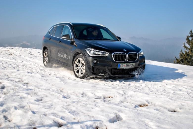 BMWBLOG - BMW TEST - BMW X1 xDrive18d - BMW Avto Aktiv - zunanjost (20)