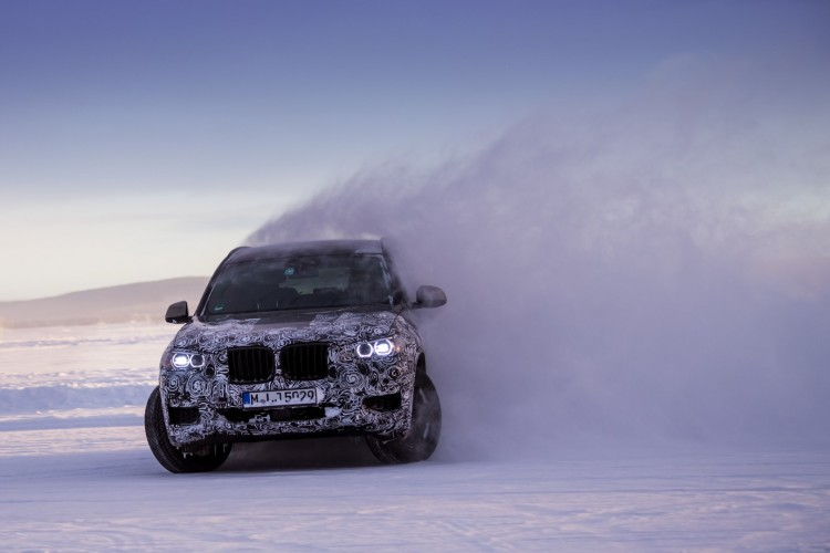 2017-BMW-X3-g01-spy-winter-testing (9)