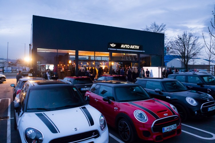 BMWBLOG - BMW slovenija - MINI Avto Aktiv -MINI slovenija - MINI otvoritev salona BTC Ljubljana (17)