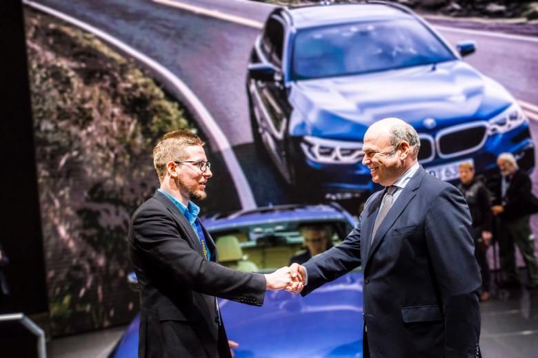 BMWBLOG-GIMS-Geneve-2017 - interview - BMW Group - Johann Kistler (1)