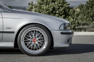 BMW E39 M5 By Vorsteiner