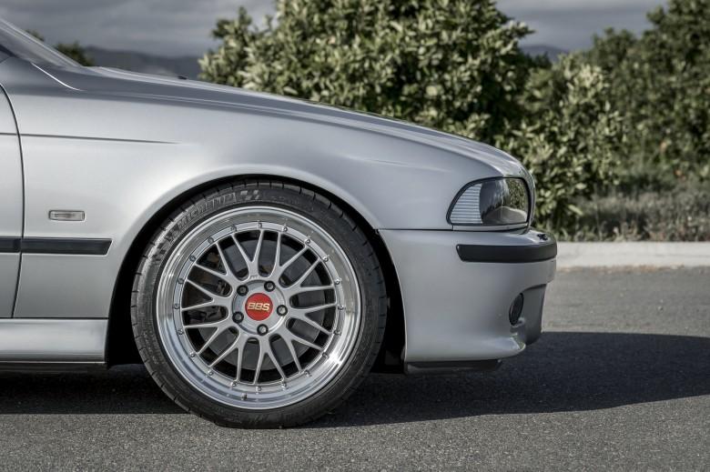 BMW E39 M5 By Vorsteiner Image 26