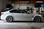 Mineral White BMW F80 M3 Project Showcase 10