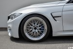 Mineral White BMW F80 M3 Project Showcase 12