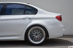 Mineral White BMW F80 M3 Project Showcase 13
