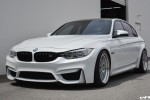 Mineral White BMW F80 M3 Project Showcase 14