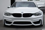 Mineral White BMW F80 M3 Project Showcase 15