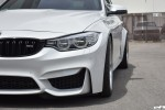 Mineral White BMW F80 M3 Project Showcase 18