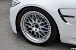 Mineral White BMW F80 M3 Project Showcase 20
